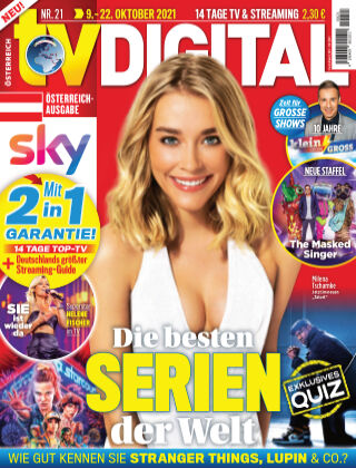 TV DIGITAL SKY Österreich 21-2021