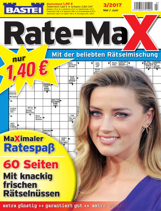 Bastei Rate-Max Nr. 03 2017