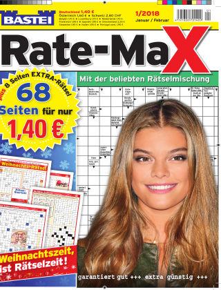 Bastei Rate-Max Nr. 01 2018