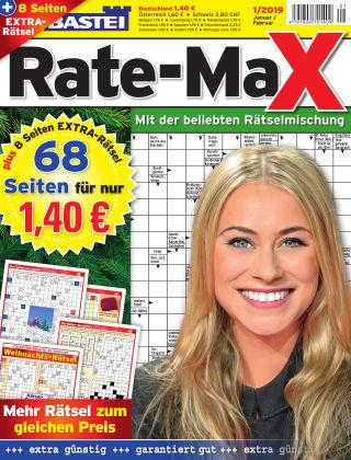 Bastei Rate-Max Nr. 01 2019