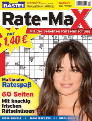 Bastei Rate-Max Nr. 05 2021