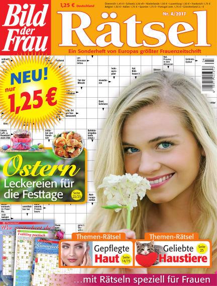 BILD der Frau Rätsel March 18, 2017 00:00