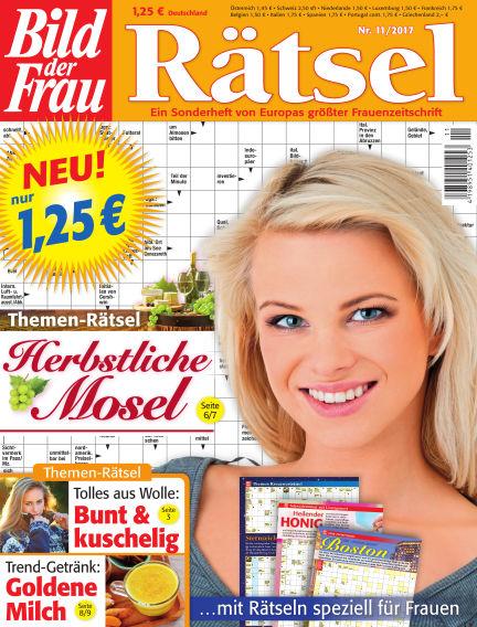 BILD der Frau Rätsel October 18, 2017 00:00