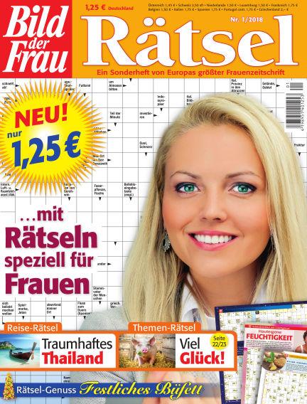 BILD der Frau Rätsel December 13, 2017 00:00