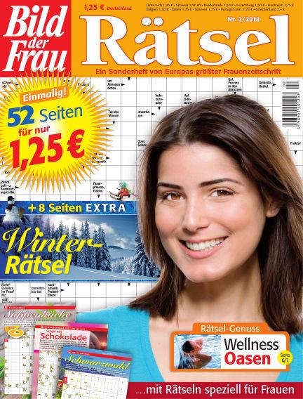 BILD der Frau Rätsel January 10, 2018 00:00