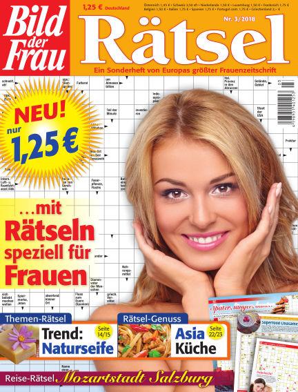 BILD der Frau Rätsel February 14, 2018 00:00
