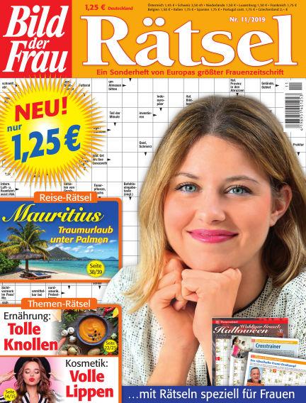 BILD der Frau Rätsel October 16, 2019 00:00