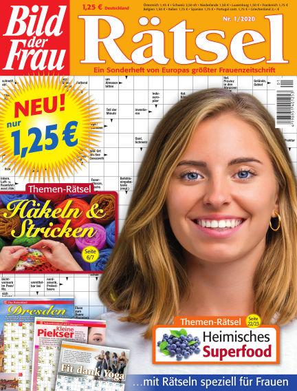 BILD der Frau Rätsel December 11, 2019 00:00