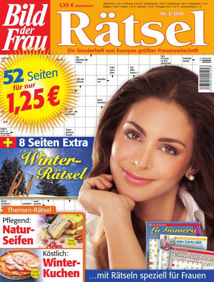 BILD der Frau Rätsel January 08, 2020 00:00