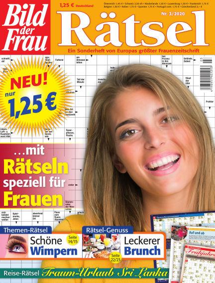 BILD der Frau Rätsel February 12, 2020 00:00