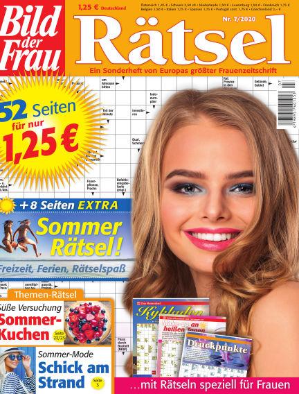 BILD der Frau Rätsel June 10, 2020 00:00