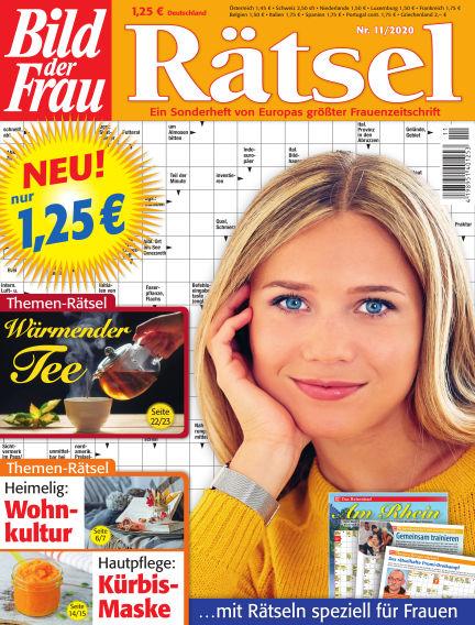 BILD der Frau Rätsel October 14, 2020 00:00