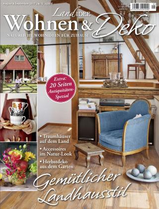 LandIDEE Wohnen & Deko NR05-17