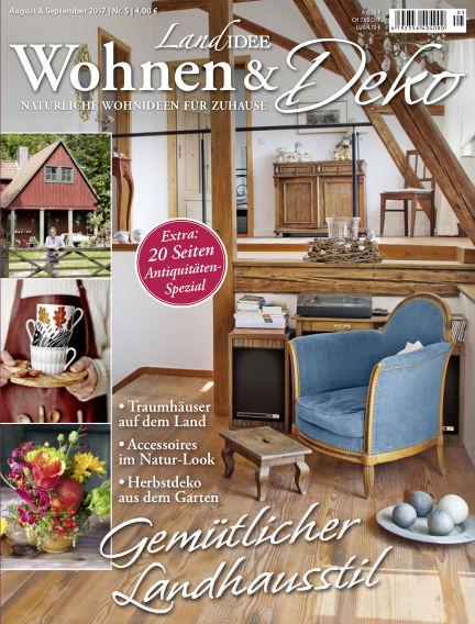 LandIDEE Wohnen & Deko August 16, 2017 00:00