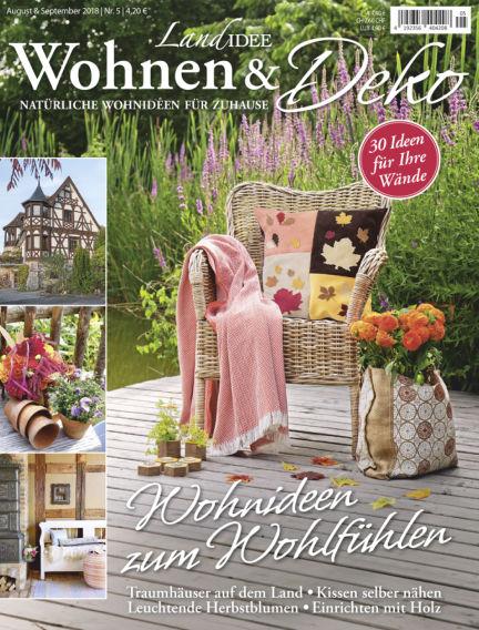 LandIDEE Wohnen & Deko August 01, 2018 00:00