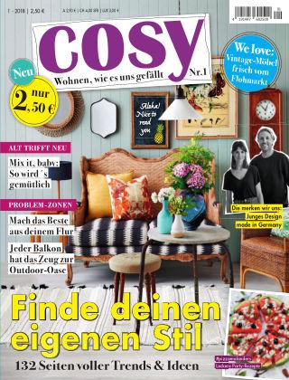 COSY NR.01 2018