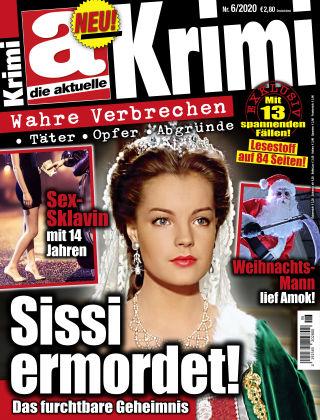 Die aktuelle KRIMI NR06-20
