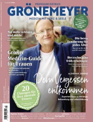 Professor Dietrich Grönemeyer 03-2021