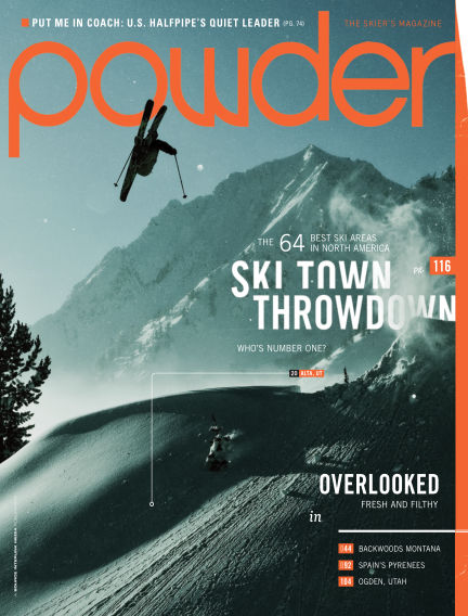 Powder October 15, 2013 00:00