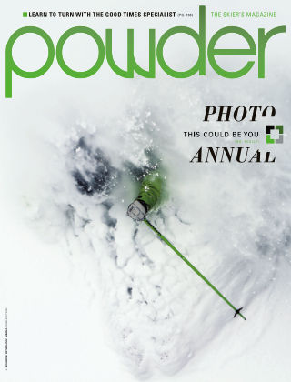 Powder January 2013