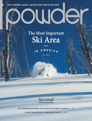 Powder October 2014