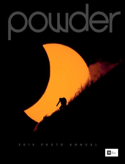 Powder December 18, 2015 00:00