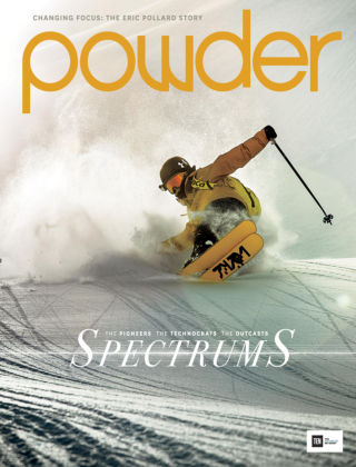 Powder Feb 2016