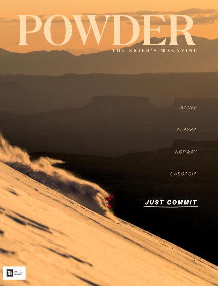 Powder October 21, 2016 00:00