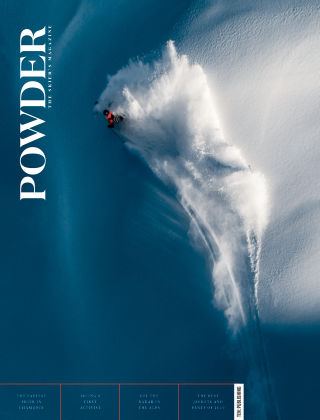 Powder Oct 2018