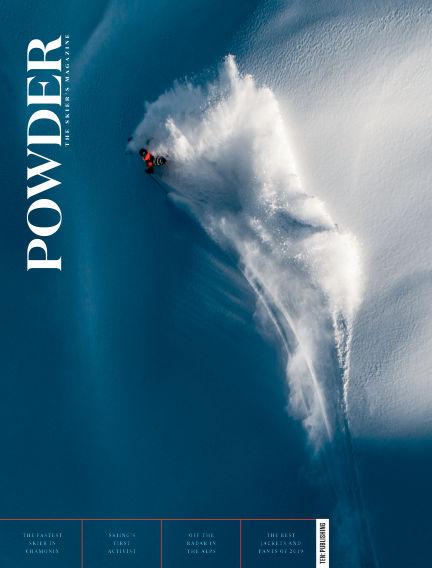 Powder September 21, 2018 00:00