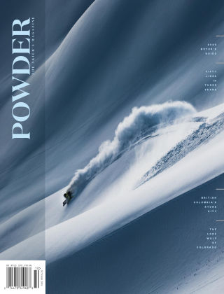 Powder Oct 2019