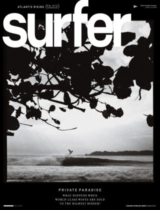 Surfer July 2014