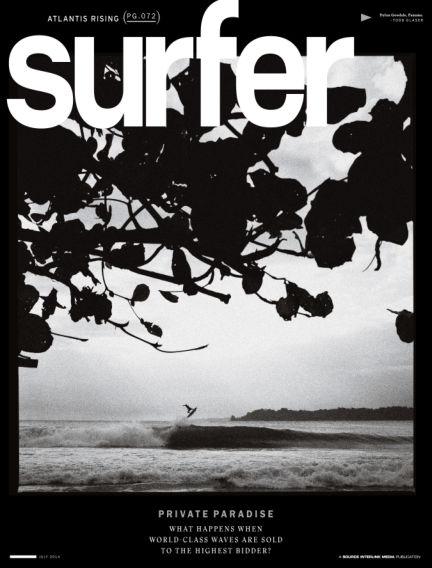 Surfer May 23, 2014 00:00