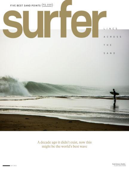 Surfer August 22, 2014 00:00