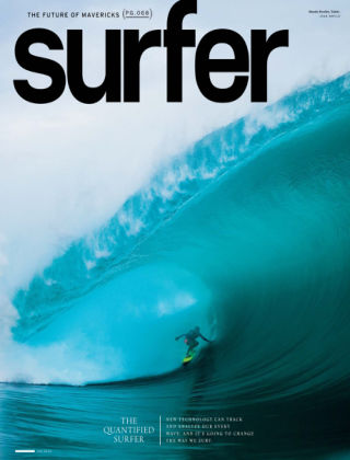 Surfer January 2015