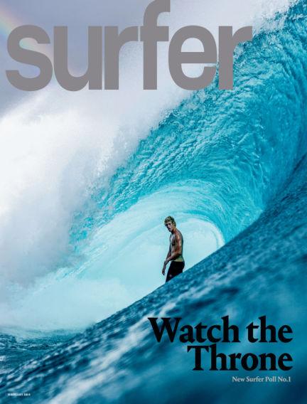 Surfer December 19, 2014 00:00