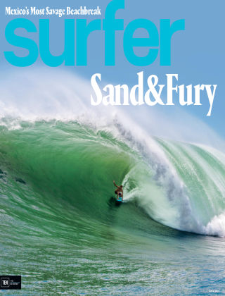 Surfer July 2015