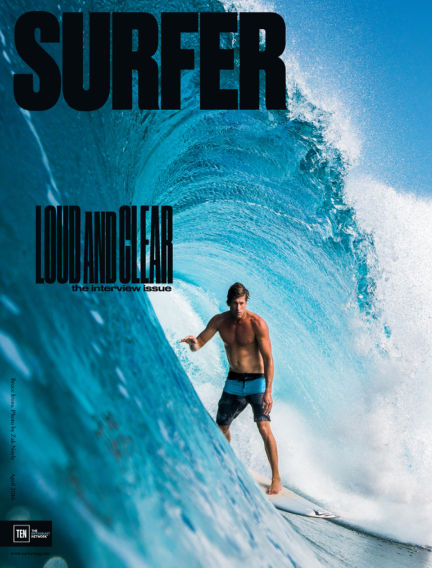 Surfer February 19, 2016 00:00