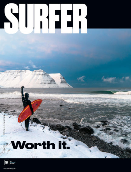 Surfer June 03, 2016 00:00