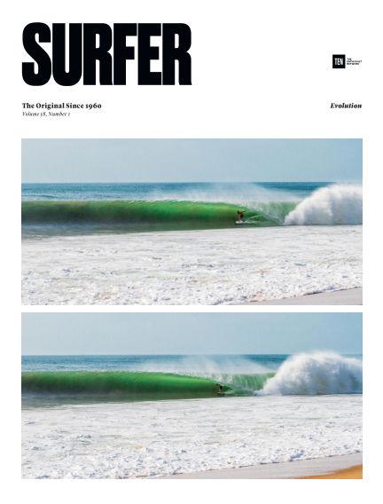 Surfer February 24, 2017 00:00