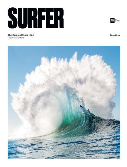 Surfer April 07, 2017 00:00