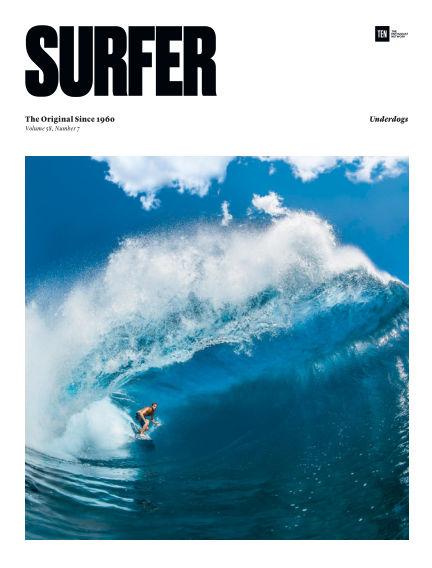 Surfer November 17, 2017 00:00