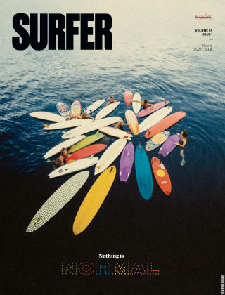 Surfer Apr 2018 -  Issue