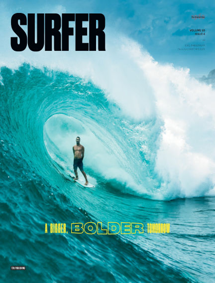 Surfer June 29, 2018 00:00