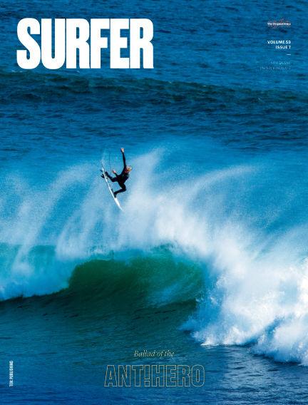 Surfer November 16, 2018 00:00