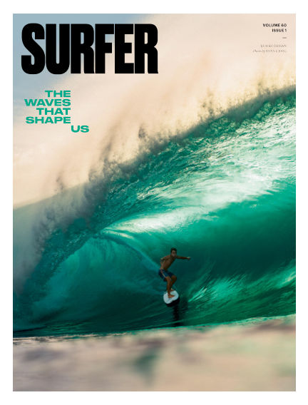 Surfer March 29, 2019 00:00