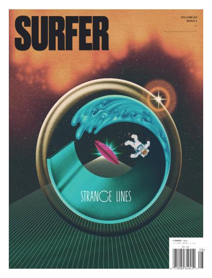 Surfer May 31, 2019 00:00