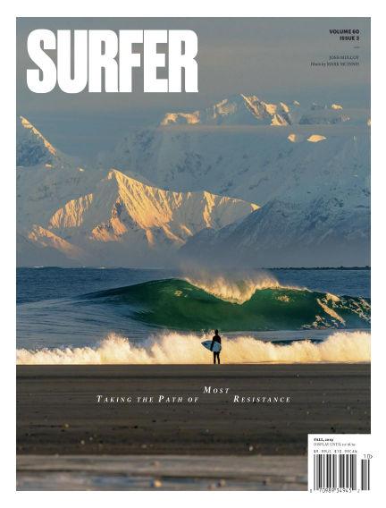 Surfer August 09, 2019 00:00