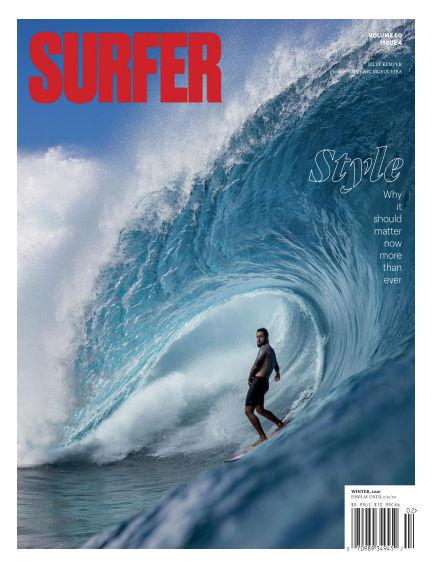 Surfer October 18, 2019 00:00