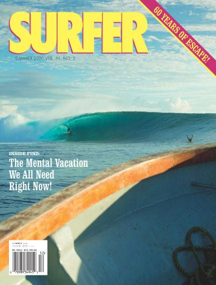 Surfer May 15, 2020 00:00